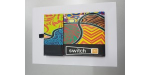 """switch it"" Sammeltasche für 10 Garnituren"